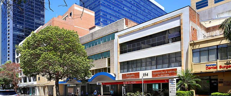 Offices commercial property for lease at 154 Marsden Street Parramatta NSW 2150