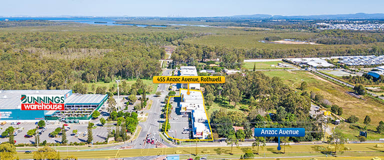 Shop & Retail commercial property for lease at 455 Anzac Avenue Rothwell QLD 4022