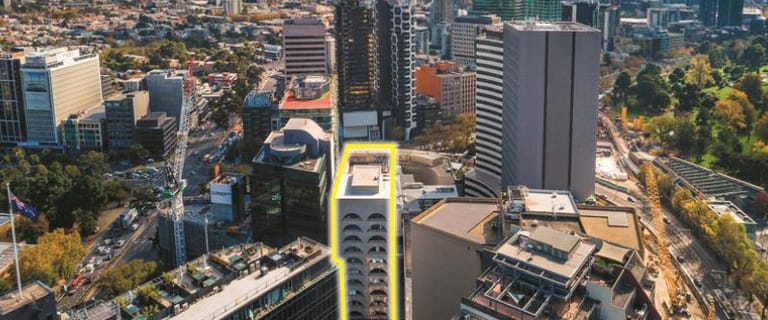 Offices commercial property for lease at 3 Bowen Crescent Melbourne 3004 VIC 3004