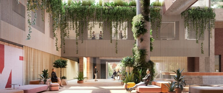 Offices commercial property for lease at 477 Pitt Street Sydney NSW 2000