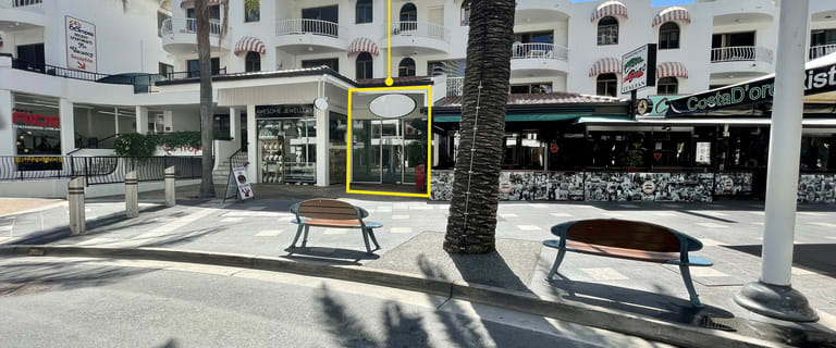 Shop & Retail commercial property for lease at Shop 2/27-31 Orchid Avenue Surfers Paradise QLD 4217