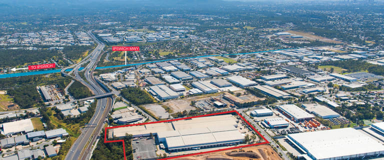 Factory, Warehouse & Industrial commercial property for lease at 278 Orchard Road Richlands QLD 4077