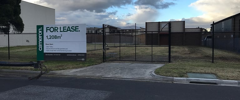 Development / Land commercial property for lease at 17-19 Dandenong Street Dandenong VIC 3175