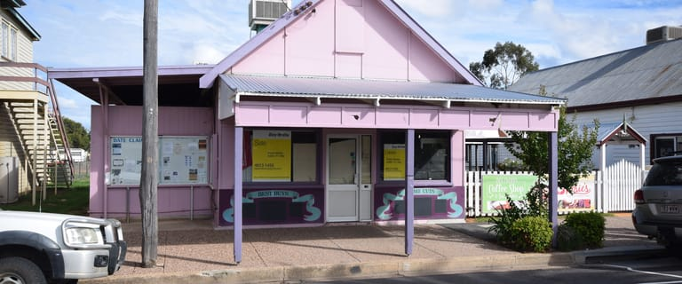 Shop & Retail commercial property for lease at 66 Albert Street Inglewood QLD 4387