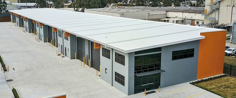 Factory, Warehouse & Industrial commercial property for lease at 32-36 Dunheved Circuit St Marys NSW 2760