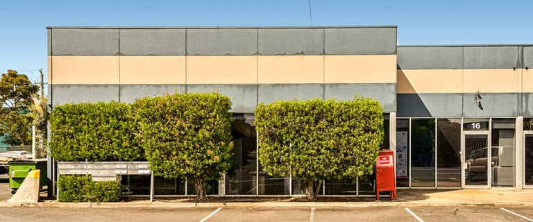 Industrial / Warehouse commercial property for lease at 16/56 Smith Road Springvale VIC 3171