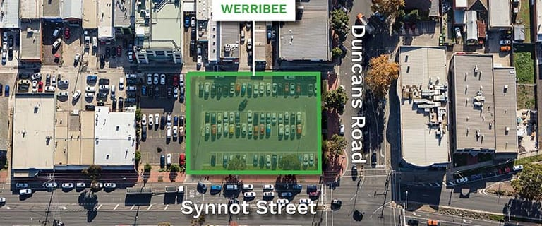 Offices commercial property for lease at 22-26 Synnot Street Werribee VIC 3030