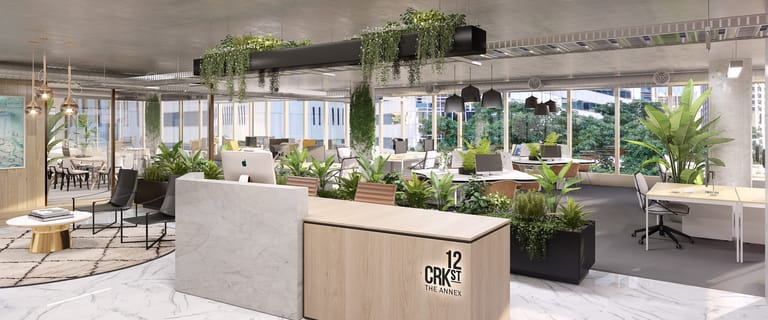 Offices commercial property for lease at 12 Creek Street Brisbane City QLD 4000