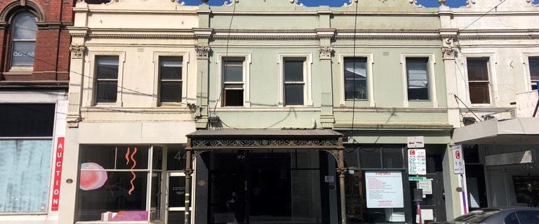 Shop & Retail commercial property for lease at 42 Bridge Road Richmond VIC 3121