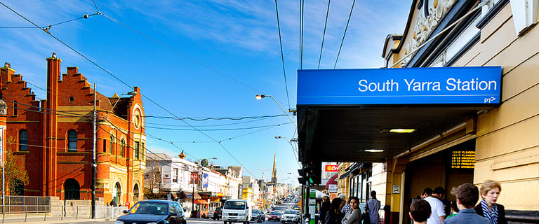 Medical / Consulting commercial property for sale at 66 Toorak Road South Yarra VIC 3141