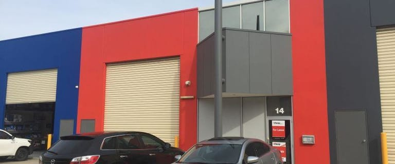 Factory, Warehouse & Industrial commercial property for lease at Unit 14/151-155 Princes Highway Hallam VIC 3803