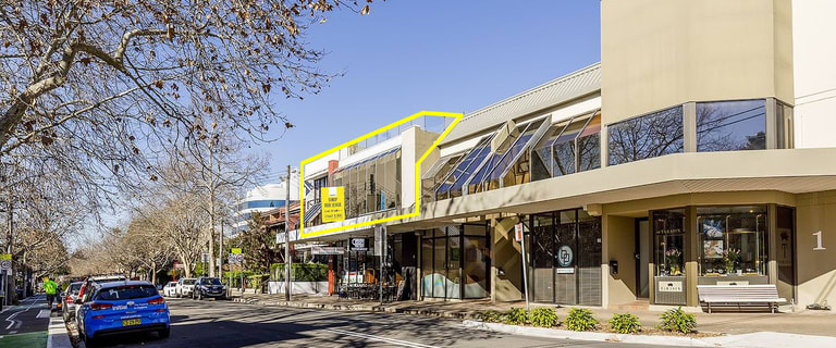 Medical / Consulting commercial property for lease at 5 Ridge Street North Sydney NSW 2060