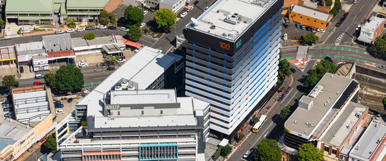 Offices commercial property for lease at 100 Wickham Street Fortitude Valley QLD 4006