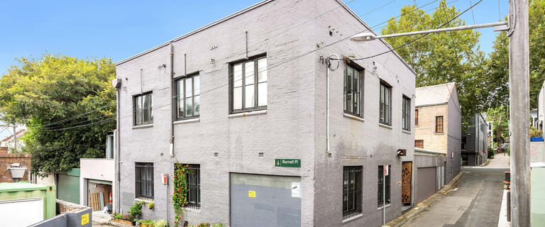 Showrooms / Bulky Goods commercial property for lease at 2 Liverpool Lane Darlinghurst NSW 2010