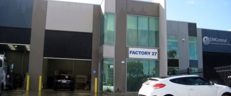 Factory, Warehouse & Industrial commercial property for lease at 27 Gateway Drive Carrum Downs VIC 3201