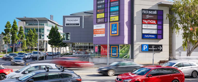 Retail commercial property for lease at LFR/650 Wickham Street Fortitude Valley QLD 4006