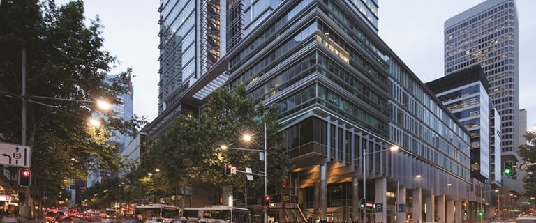 Serviced Offices commercial property for lease at Level 45/680 George Street Sydney NSW 2000