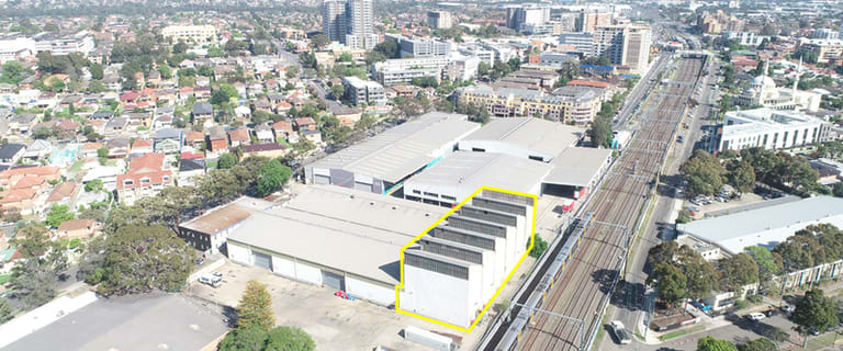 Industrial / Warehouse commercial property for lease at 1A Queen Street Auburn NSW 2144