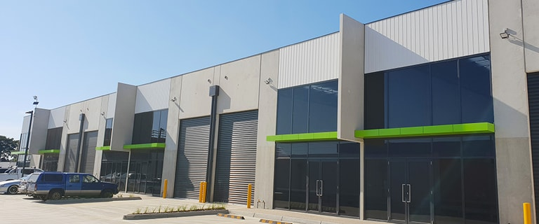 Industrial / Warehouse commercial property for sale at 5/1050 Thompsons Road Cranbourne West VIC 3977