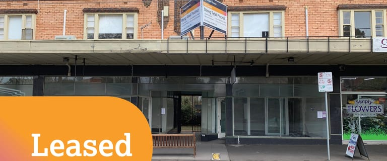 Offices commercial property for lease at 593A Hampton Street Hampton VIC 3188