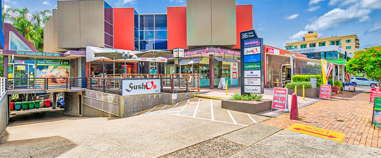 Offices commercial property for lease at 36 Park Road Milton QLD 4064