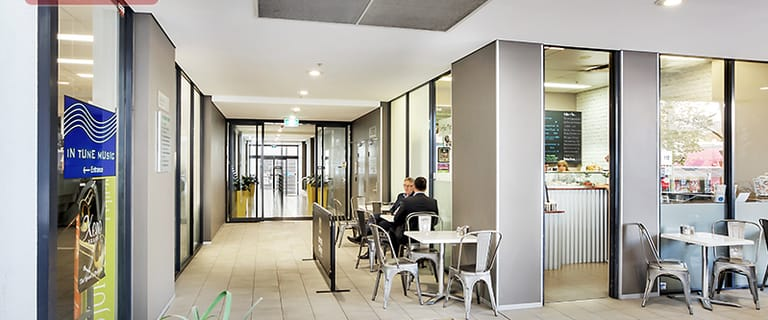 Offices commercial property sold at 105/40 - 48 Atchison Street St Leonards NSW 2065