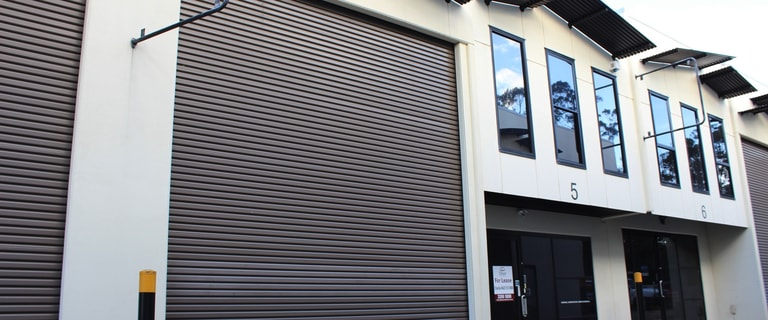 Industrial / Warehouse commercial property for lease at 5/5-7 Cairns Street Loganholme QLD 4129