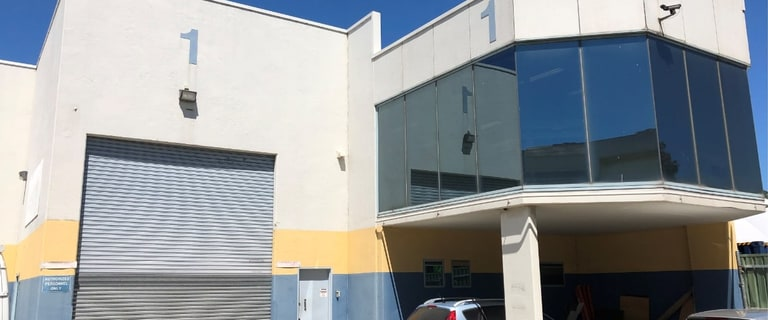 Factory, Warehouse & Industrial commercial property for lease at 1/25 Ossary Street Mascot NSW 2020
