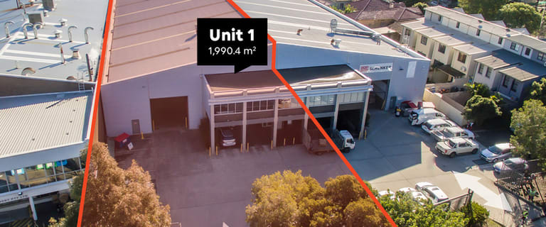 Showrooms / Bulky Goods commercial property for lease at 2 Ralph Street Alexandria NSW 2015