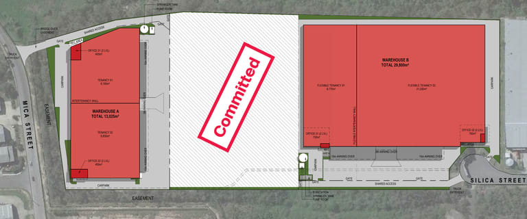 Development / Land commercial property for lease at Carole Park QLD 4300
