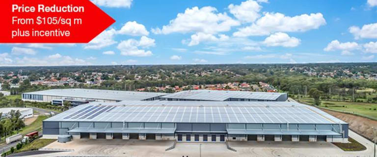 Industrial / Warehouse commercial property for lease at 39 Stennett Road Ingleburn NSW 2565