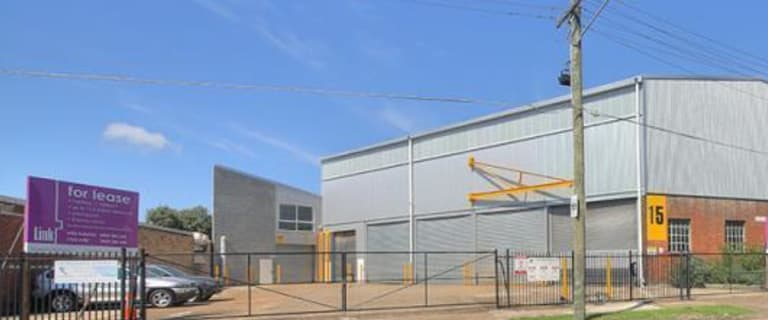 Factory, Warehouse & Industrial commercial property for lease at Whole/13-15 Hale Street Botany NSW 2019