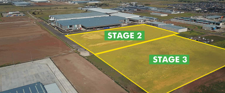 Factory, Warehouse & Industrial commercial property for lease at The Gateway Logistics Hub/Shiny Drive and Prosperity Street Truganina VIC 3029