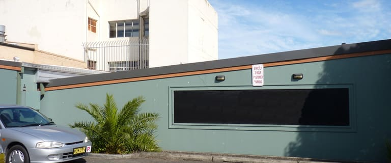 Factory, Warehouse & Industrial commercial property for lease at Rear/130 Keira Street Wollongong NSW 2500