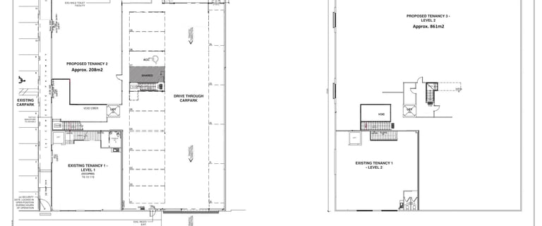 Offices commercial property for lease at 1 & 2/24 Verge Street Kempsey NSW 2440