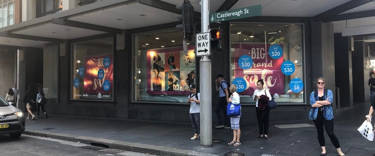Retail commercial property for lease at 50 Park  Street Sydney NSW 2000