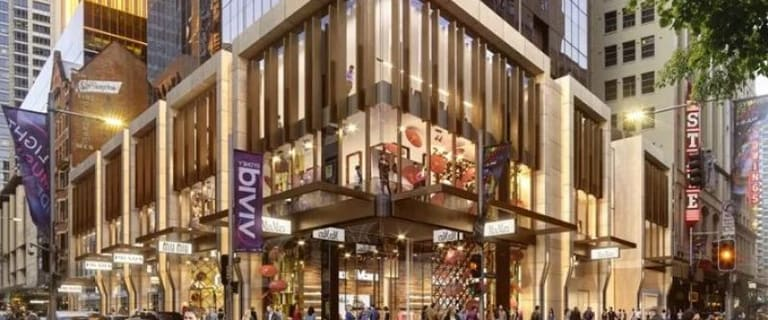 Offices commercial property for lease at 55 Market Street Sydney NSW 2000