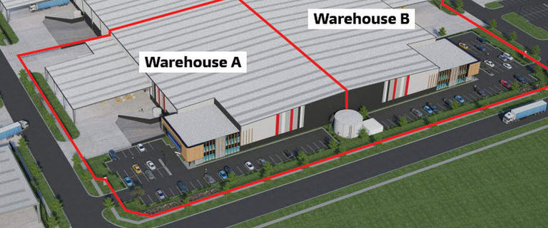 Factory, Warehouse & Industrial commercial property for lease at Warehouse A & B, Canterbury Road Braeside VIC 3195