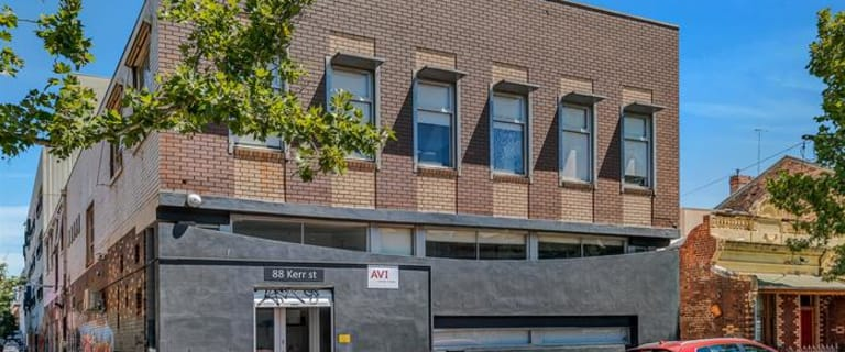 Offices commercial property for lease at 88 Kerr Street Fitzroy VIC 3065
