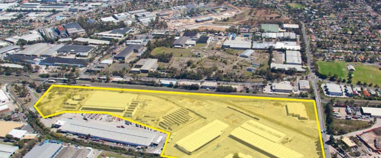 Industrial / Warehouse commercial property for lease at 246 Miller Road Villawood NSW 2163