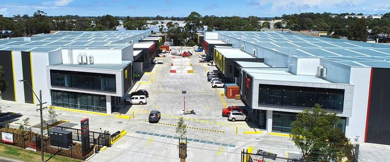Factory, Warehouse & Industrial commercial property for lease at 202-214 Milperra Road Milperra NSW 2214