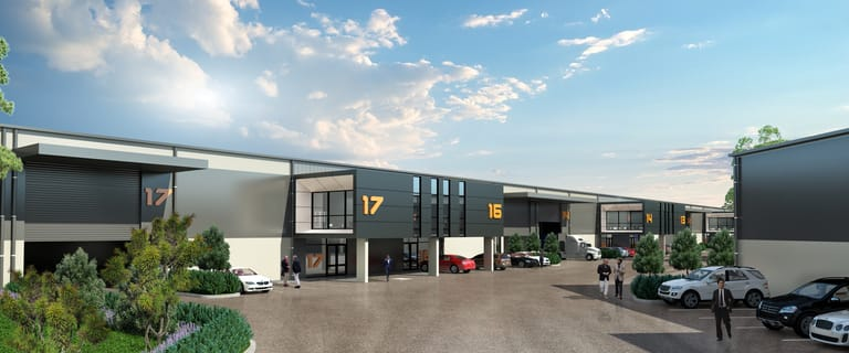 Factory, Warehouse & Industrial commercial property for lease at 26-28 Nelson Road Yennora NSW 2161