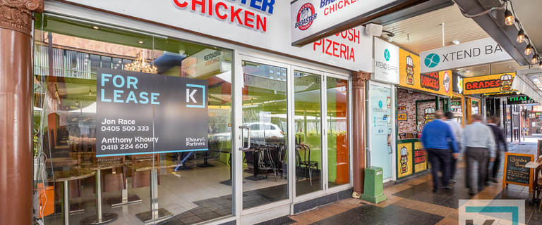 Retail commercial property for lease at 275 Church Street Parramatta NSW 2150