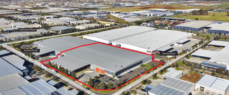 Factory, Warehouse & Industrial commercial property for lease at 1-27 Sunline Drive Truganina VIC 3029