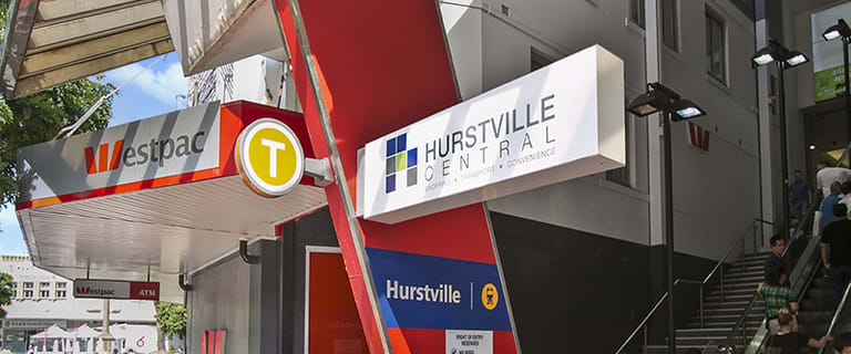 Offices commercial property for lease at 43 Bridge Street Hurstville NSW 2220