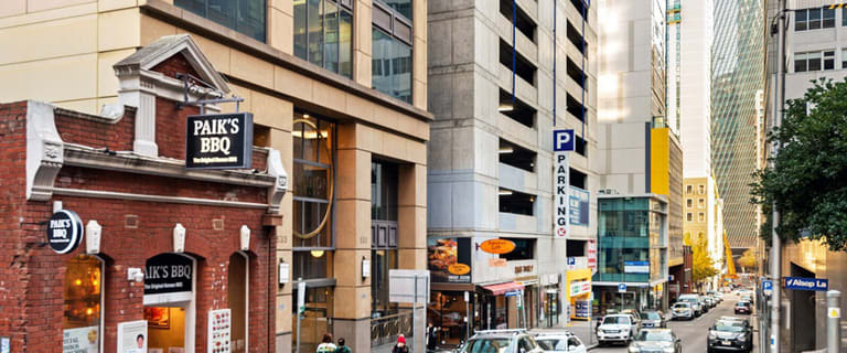 Offices commercial property for lease at The Dominion Building 533 Little Lonsdale Street Melbourne VIC 3000