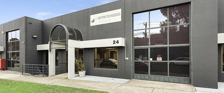 Industrial / Warehouse commercial property for lease at 24 Harker Street Burwood VIC 3125