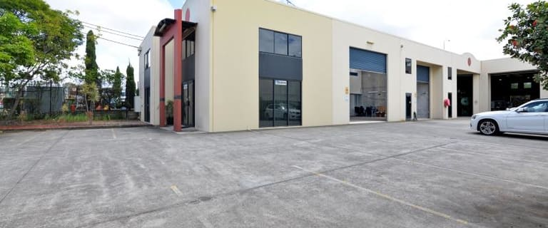 Factory, Warehouse & Industrial commercial property for lease at 1/57 Nealdon Drive Meadowbrook QLD 4131