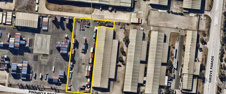 Industrial / Warehouse commercial property for lease at 421-439 Grieve Parade Altona North VIC 3025