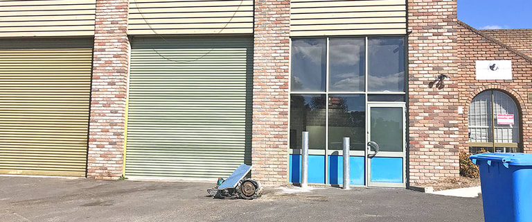 Factory, Warehouse & Industrial commercial property leased at 6A/50 Station Street Cranbourne VIC 3977